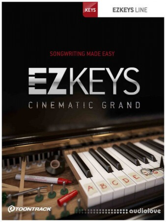 Toontrack EZkeys Cinematic Grand v1.2.5 CE / v1.0.0 WiN MacOSX