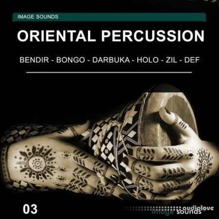 Image Sounds Oriental Percussion 03 WAV