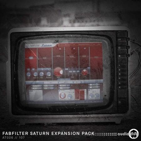 Audiotent FabFilter Saturn
