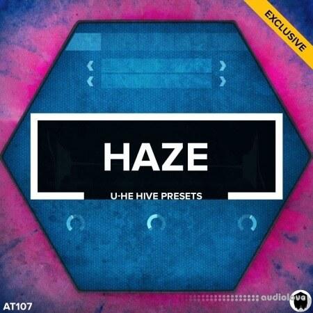 Audiotent Haze WAV MiDi Synth Presets