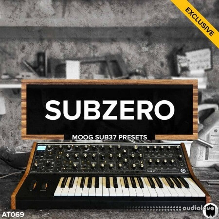 Audiotent Subzero Deluxe WAV MiDi Synth Presets