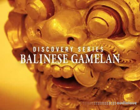 Native Instruments Discovery Series Balinese Gamelan v1.5.1 KONTAKT