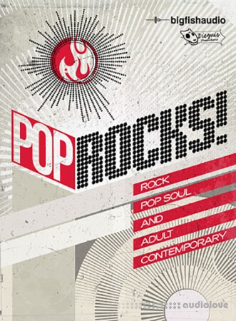 Big Fish Audio Pop Rocks KONTAKT