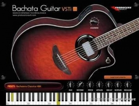 Producers Vault Bachata Guitar