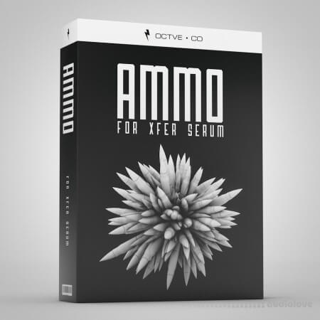 OCTVE.CO Ammo for Xfer Serum WAV Synth Presets
