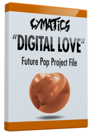 Cymatics Digital Love Future Pop Project File
