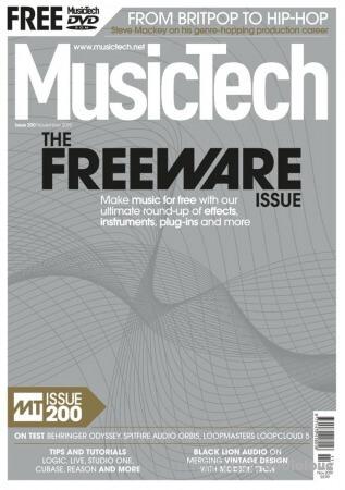 MusicTech November 2019 PDF