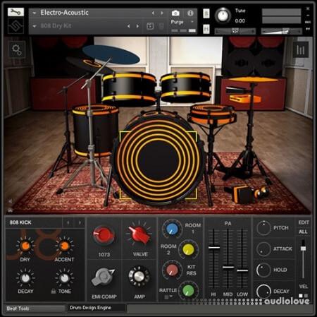 Soniccouture Electro-Acoustic KONTAKT