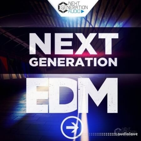 Next Generation Audio Next Generation EDM WAV