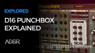 ADSR Sounds Exploring the D16 Punchbox
