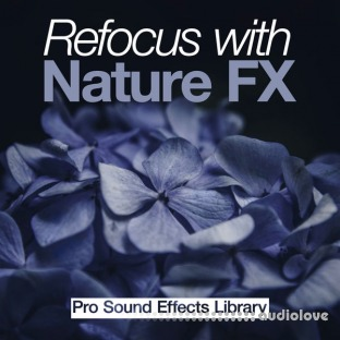 Rainmaker Studios Refocus with Nature FX