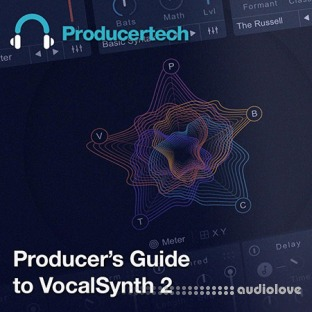 ProducerTech Producers Guide to VocalSynth 2