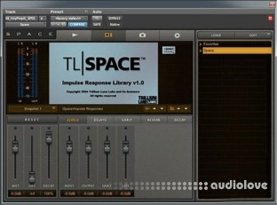 Avid Space Impulse Response Library
