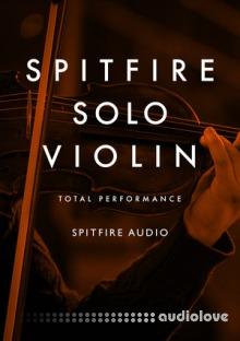 Spitfire Audio Spitfire Solo Violin