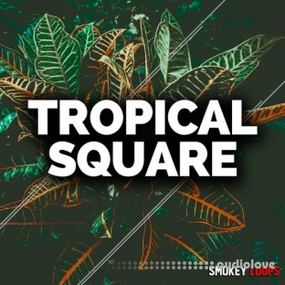 Smokey Loops Tropical Square