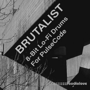 Psychic Modulation Brutalist Drums Expansion Pack for PulseCode