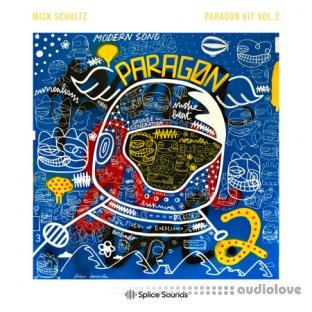Splice Sounds Mick Schultz Paragon Kit Vol.2