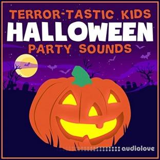 Just Halloween Terror-tastic Kids Halloween Party Sounds