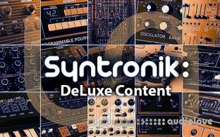 IK Multimedia Syntronik DeLuxe Content