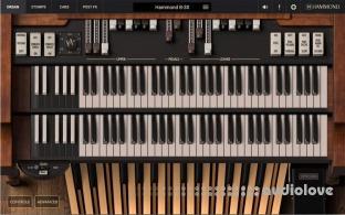 IK Multimedia Hammond B-3X