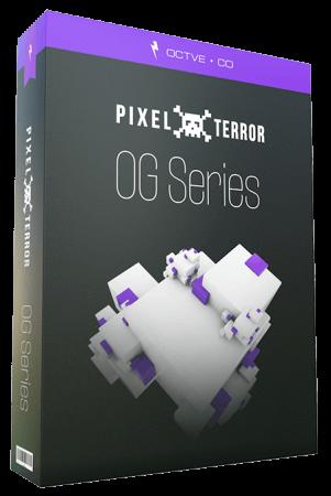 OCTVE.CO OG Series Pixel Terror
