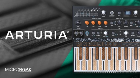 Sonic Academy How To Use Arturia MicroFreak with King Unique TUTORiAL