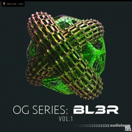 OCTVE.CO OG Series BL3R