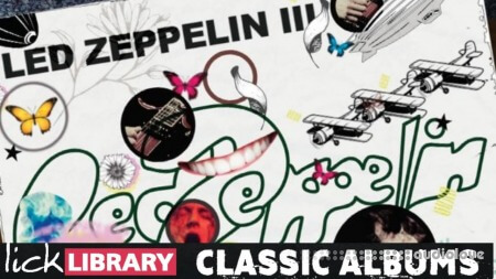 Lick Library Classic Albums Led Zeppelin III TUTORiAL