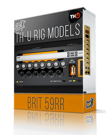Overloud Choptones Brit 1959 RR Synth Presets