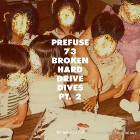 Splice Sounds Prefuse 73 Broken Hard Drive Dives Pt 2 WAV