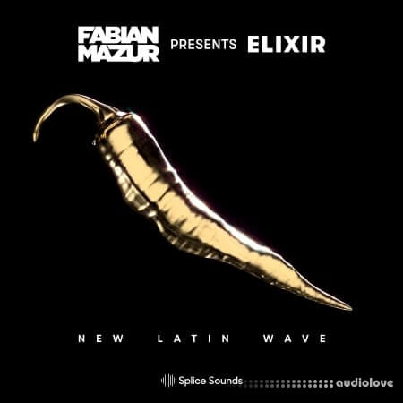Splice Sounds Fabian Mazur New Latin Wave WAV