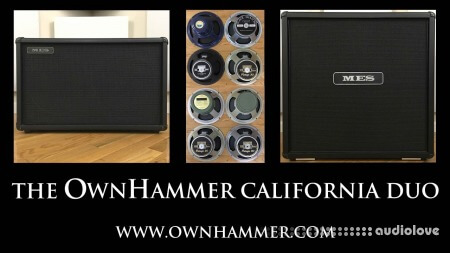 Ownhammer Impulse Response Libraries California Duo DAW Presets