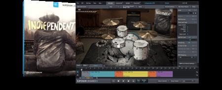 Toontrack The Indiependent SDX Superior Drummer