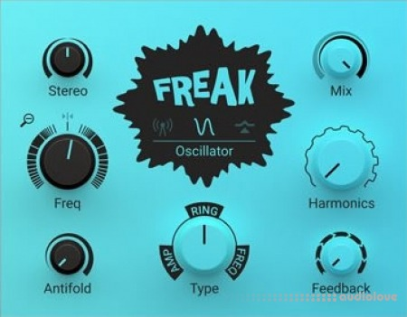 Native Instruments Freak v1.0.1 WiN