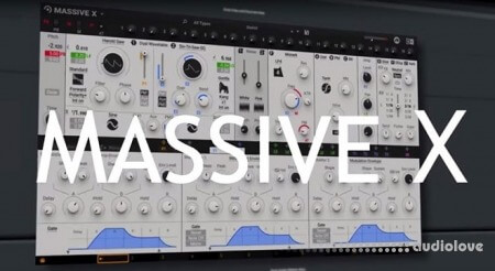 Native Instruments Massive X Factory Library