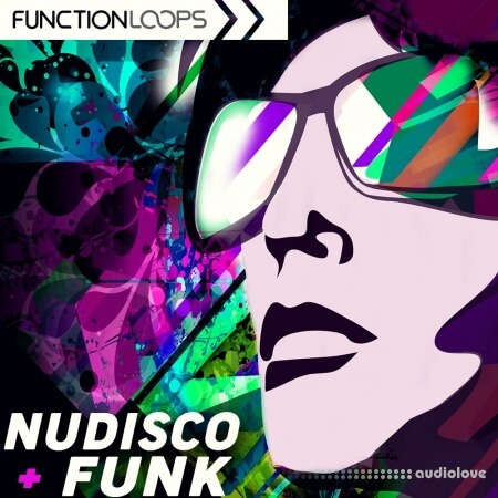 Function Loops Nu-Disco and Funk WAV