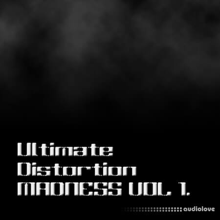 Beatmachine3000 Ultimate Distortion Madness DrumKit Vol.1 WAV