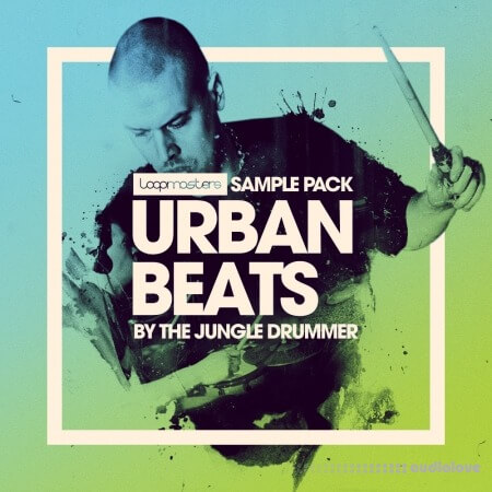 Loopmasters The Jungle Drummer Urban Beats MULTiFORMAT