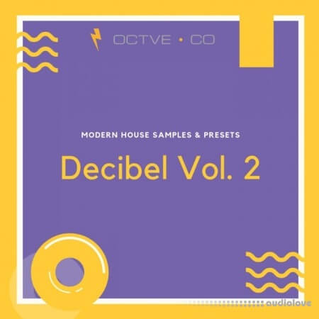 OCTVE.CO Decibel Vol.2 WAV Synth Presets