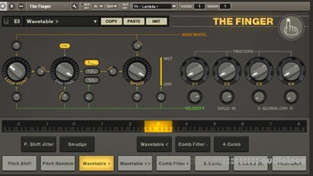 Native Instruments The Finger R2