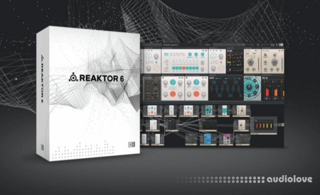 Native Instruments Reaktor Factory Selection R2