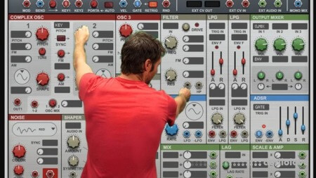Udemy Complex 1 Reason Studios Propellerhead