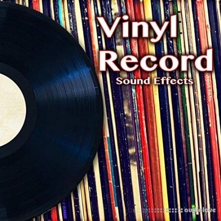 Hot Ideas Vinyl Record Sound Effects (The Hollywood Edge Sound Effects Library)