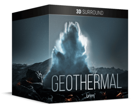 Boom Library Geothermal 3D Surround Edition WAV