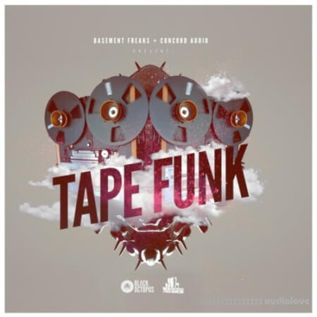 Black Octopus Sound Tape Funk