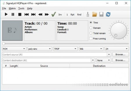 HQPlayer Desktop v4.2.0 WiN