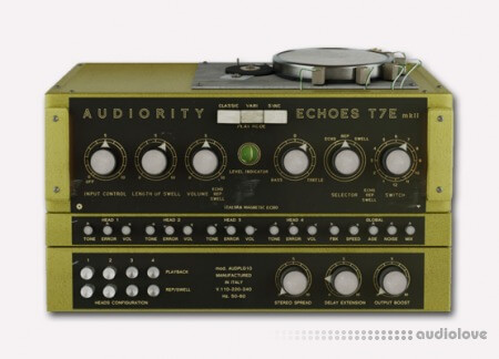 Audiority Echoes T7E MkII v2.0.0 WiN