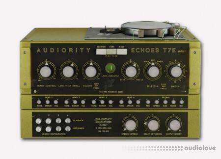Audiority Echoes T7E MkII v2.0.0 WiN