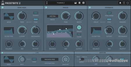 AudioThing Frostbite 2 v2.0.0 WiN