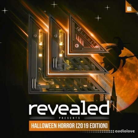 Alonso Sound Revealed Halloween Horror 2019 Edition WAV MiDi Synth Presets